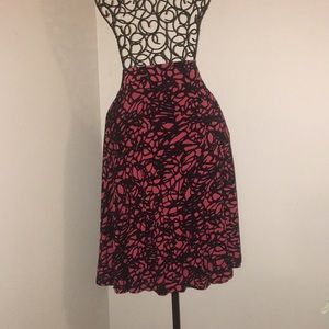 LOFT skirt XL NWOT